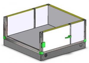 Novi standard u izradi kućišta klima komora 5