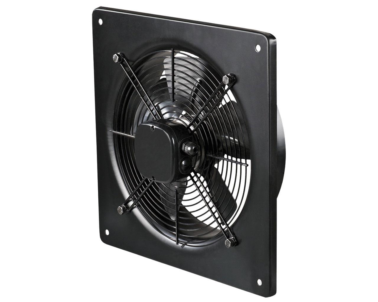 SMGG Aksijalni ventilator - Serija OV