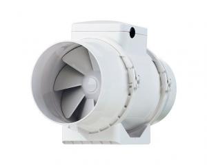 SMGG Ventilator za okrugle i pravougaone kanale - Serija TT