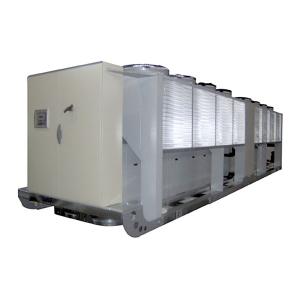 SMGS Čileri i toplotne pumpe hlađene vazduhom - GREENPOWER-S R