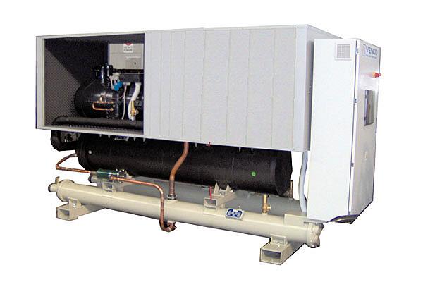 SMGS Čileri i toplotne pumpe hlađeni vodom