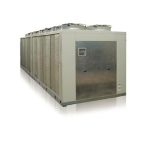 SMGS Čileri sa opcijom za besplatno hlađenje (Free Cooling) - QUADRO-S FC