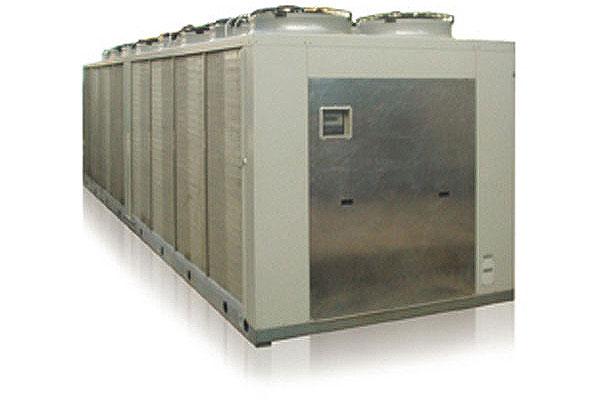 SMGS Čileri sa opcijom za besplatno hlađenje (Free Cooling)