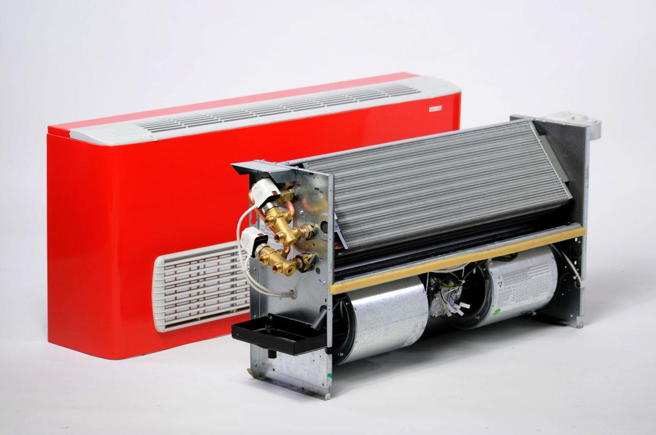 SMGS Centrifugalni ventilatorski konvektor - Fan Coil Red 1