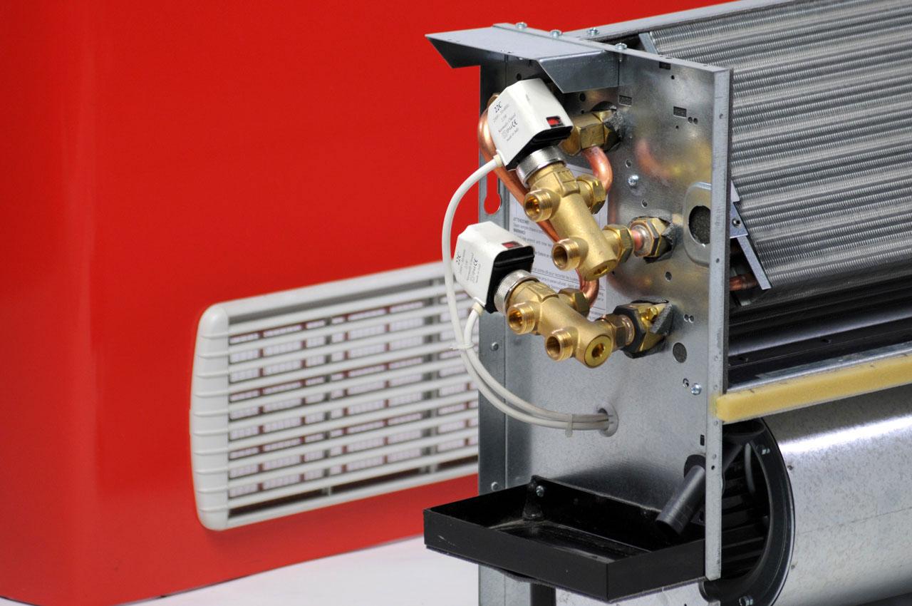 SMGS Centrifugalni ventilatorski konvektor - Fan Coil Red 3