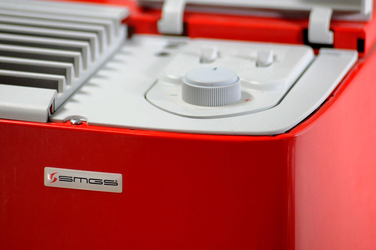 SMGS Centrifugalni ventilatorski konvektor - Fan Coil Red