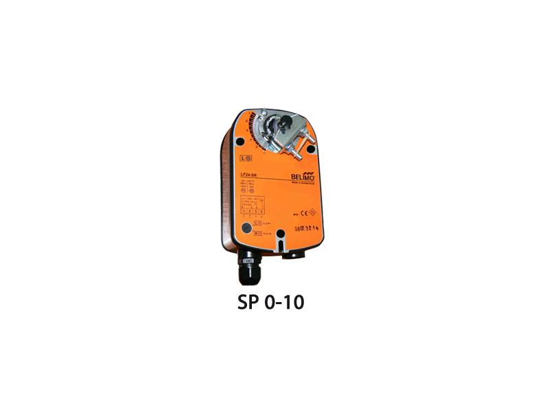 SP 0-10 - modularna regulacija otvaranja žaluzina