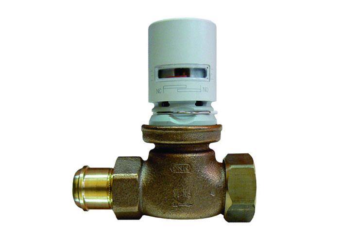SRV2d - dvokraki ventil sa aktuatorom