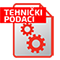 Tehnicki podaci icon