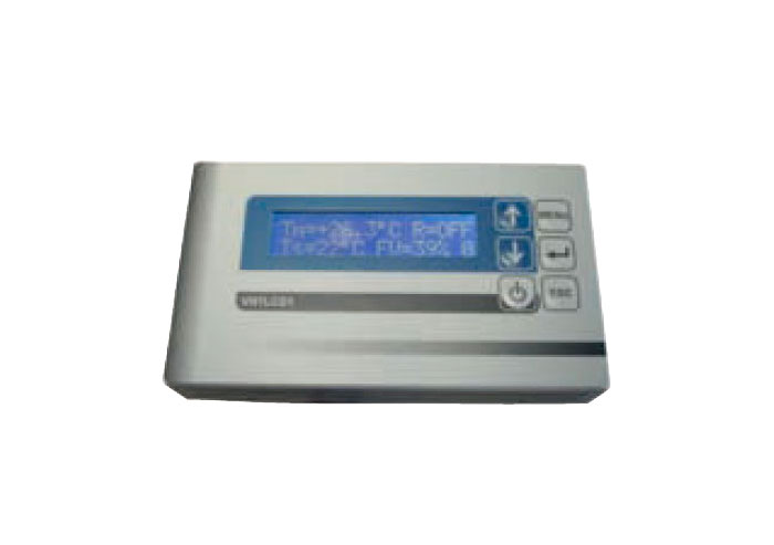 VNTLCD – kontroler sa termostatom, kalendarskim programatorom i displejom